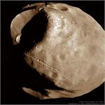 Astronomy Picture of the Day: Phobos: Doomed Moon of Mars