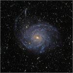 Astronomy Picture of the Day: Spiral Galaxy NGC 6744