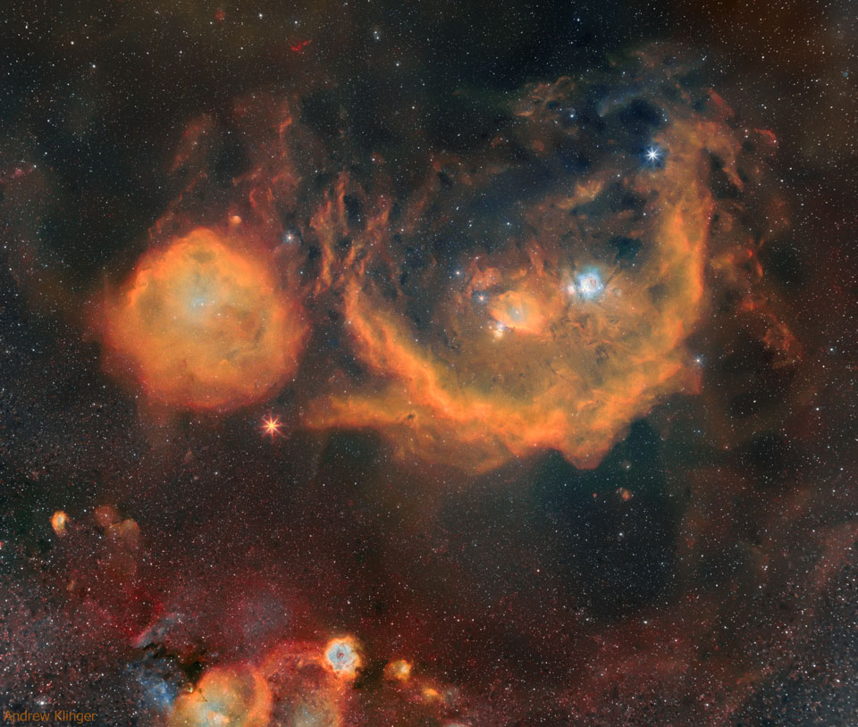The Interstellar Clouds of Orion
