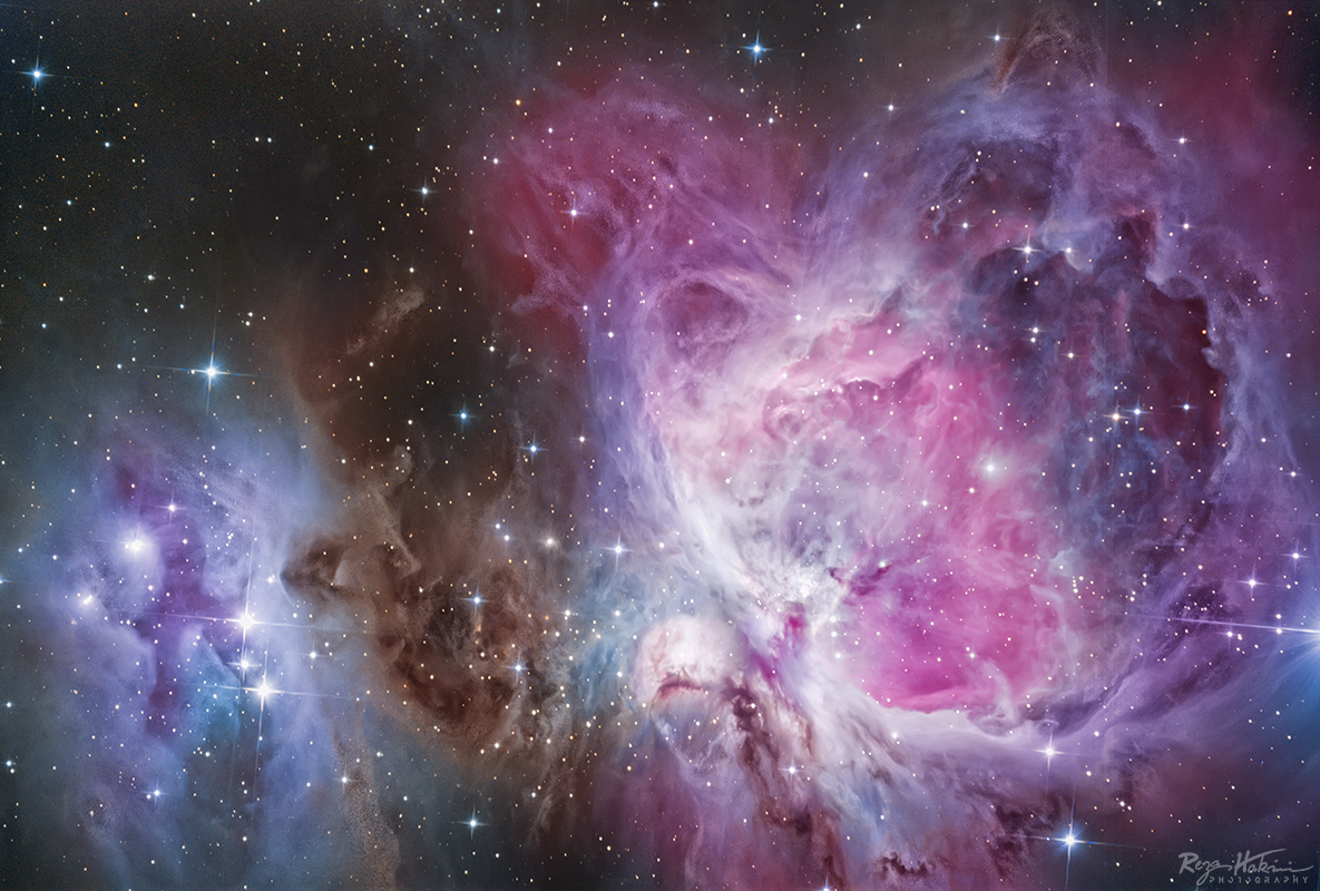M42 - The Great Orion Nebula