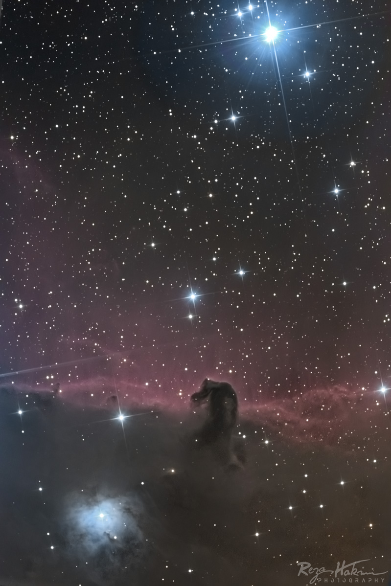 Shadowfax (The Horsehead Nebula)