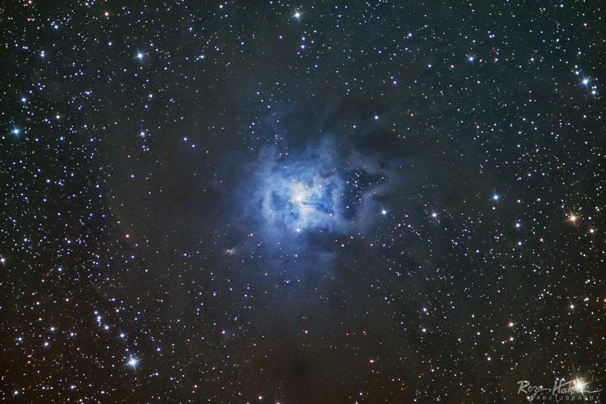 Broken Shadows (IRIS Nebula)
