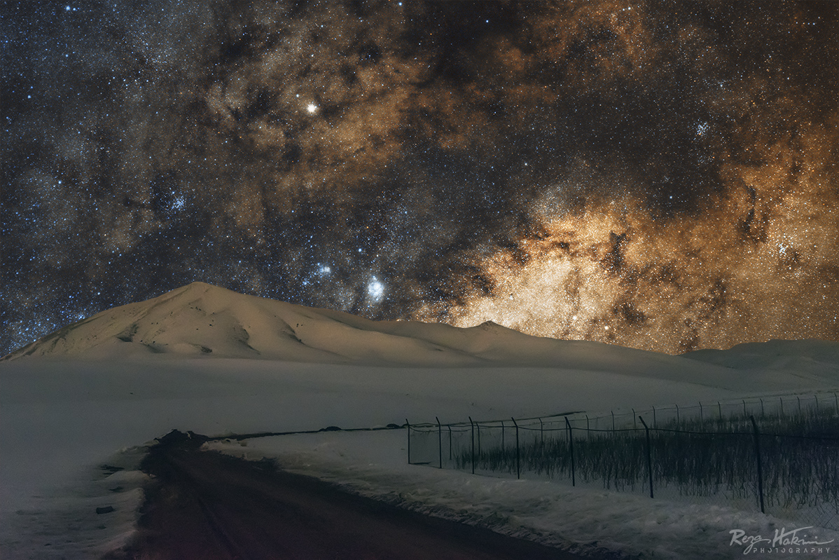 The Open Route To The Stars