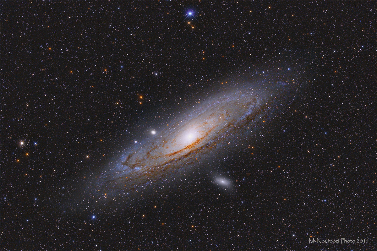 Great Andromeda Galaxy!