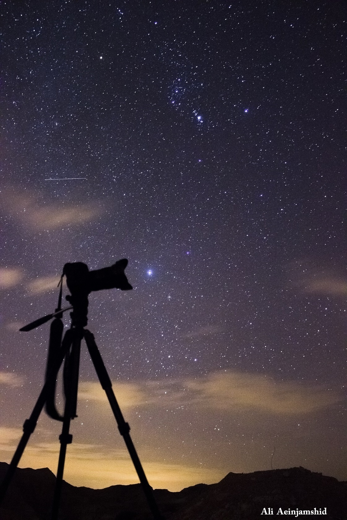 Astrography